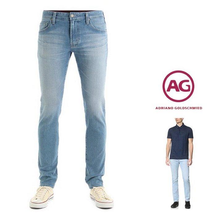 AG-ed DENIM【DYLAN・ディライン】DYLAN 26Years MOJAVE Skinny Jeans【 エイジド デニム 26年 】AG-ed Men'sスリムスキニーデニムCOLOR : 26年【 SAX 】サックスブルー