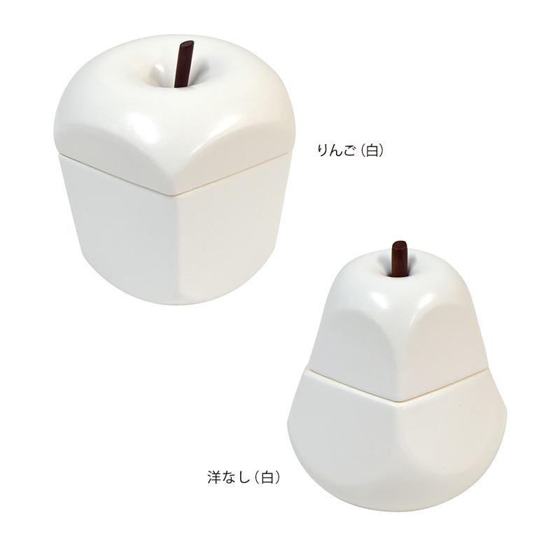 ttyokzk ceramic design pomme&poire砂糖暖水瓶调料盒(白)