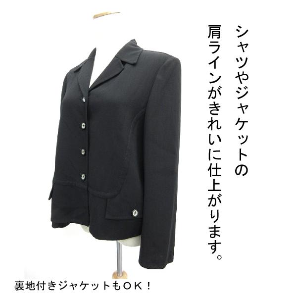 肩パット(厚み5mm)S2(スーツ ジャケット ワンピース ブラウス インナー バブリー 衣装 80年代 ディスコ セットイン 厚い 薄い なで肩 つけ方)