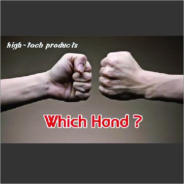 どちらかの手に隠したコインがあてられる? Which Hand? コインはどっち?? イリュージョン 大阪マジック マジック osaka 販売 贈答品 お気に入り ショップ マジシャン 大阪 手品 magic