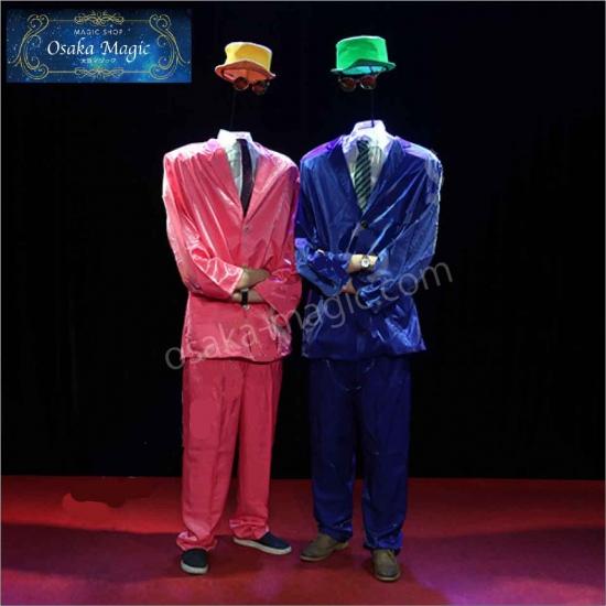 Headless Man~ヘッドレスマン~|イリュージョン,大阪マジック,マジック,手品,販売,ショップ,マジシャン,大阪,osaka,magic