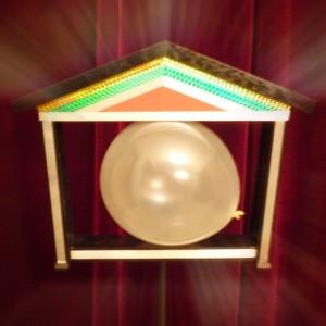 Twin Doves in Balloon - Remote Control by China Magic|イリュージョン,大阪マジック,マジック,手品,販売,ショップ,マジシャン,大阪,osaka,magic