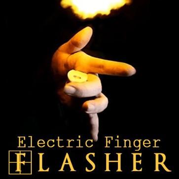 電動フィンガーフラッシャー Electric Finger 数量限定 Flasher 即出荷 イリュージョン 大阪マジック マジック 販売 大阪 手品 マジシャン magic ショップ osaka