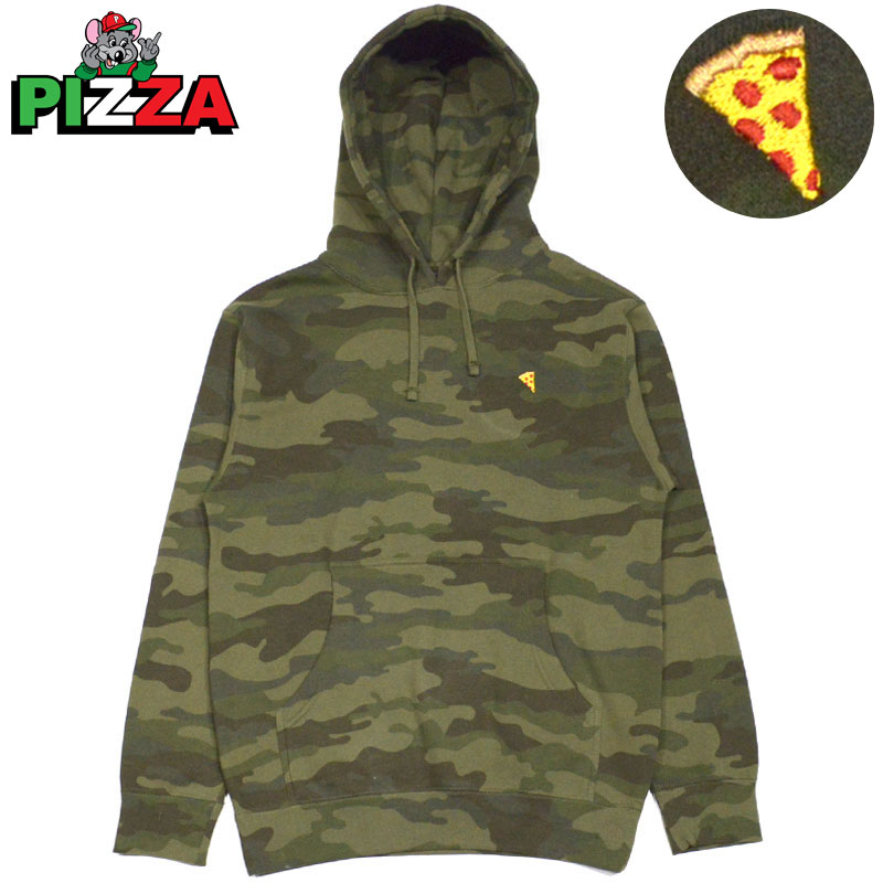 Pizza skateboarding PIZZA SKATEBOARDS EMOJI FOREST CAMO HOODIE(FOREST)  pizza skateboarding parka PIZZA SKATEBOARDS parka pizza skateboarding  pullover
