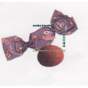 大阪京菓 ZRxピュアレ 4000グラム レーズンチョコパフェ【チョコ】×1袋 +税 【x4fu】【送料無料(北海道・沖縄は別途送料)】