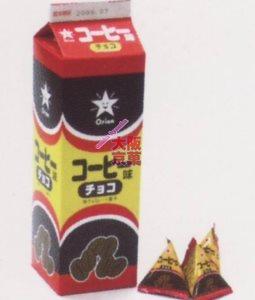 大阪京菓ZRオリオン 6GX20個牛乳パック コーヒー味×30個 +税