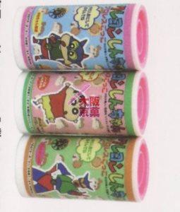 大阪京菓ZRオリオン 9Gクレヨンしんちゃんミニみっくすじゅうす×480個 +税