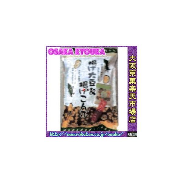 大阪京菓ZRタクマ食品 52g 揚げ大豆&揚げこんぶ×60個 +税 【送料無料(北海道・沖縄は別途送料)】【1k】