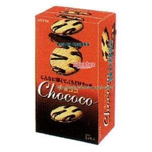 大阪京菓 ZRxロッテ 17枚 チョココ【チョコ】×60個 +税 【xw】【送料無料(北海道・沖縄は別途送料)】