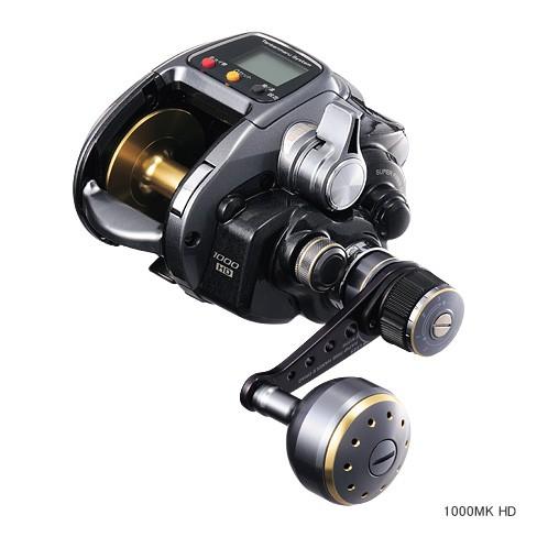 禧玛诺 (Shimano) 力主 1000 MK 高清电动钓鱼卷轴