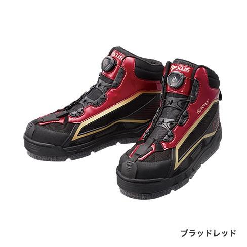 シマノ(shimano) FS-176Q ゴアテックス®・フレックスラバーピンフェルトシューズ・FIRE BLOOD BOA