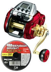 新規購入 ダイワ(daiwa) シーボーグ シーボーグ 800MJ PEライン6号800m(ダイワ棚センサーブライトNEO+Si2) 電動リールに糸を巻いてお届けします!, 庄内町:125d0b1e --- promilahcn.com