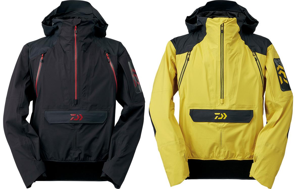 【送料無料】 ダイワ(daiwa) DR-23009J M/L/XL レインマックス スモックトップ レインジャケット 透湿 防水着