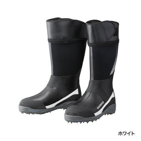 シマノ(shimano) FB-008R サーマル・スパイクブーツW (ワイドタイプ) 保温性を重視した防寒防水ブーツ