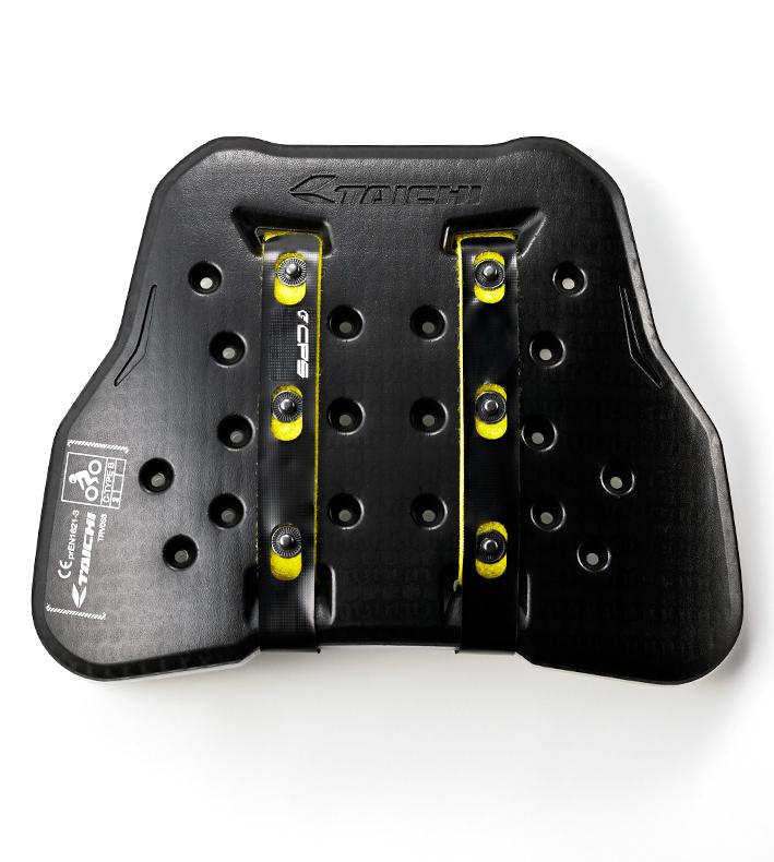 テクセル チェスト プロテクター ボタンタイプ TRV063 バイク 教習所 バイク用品