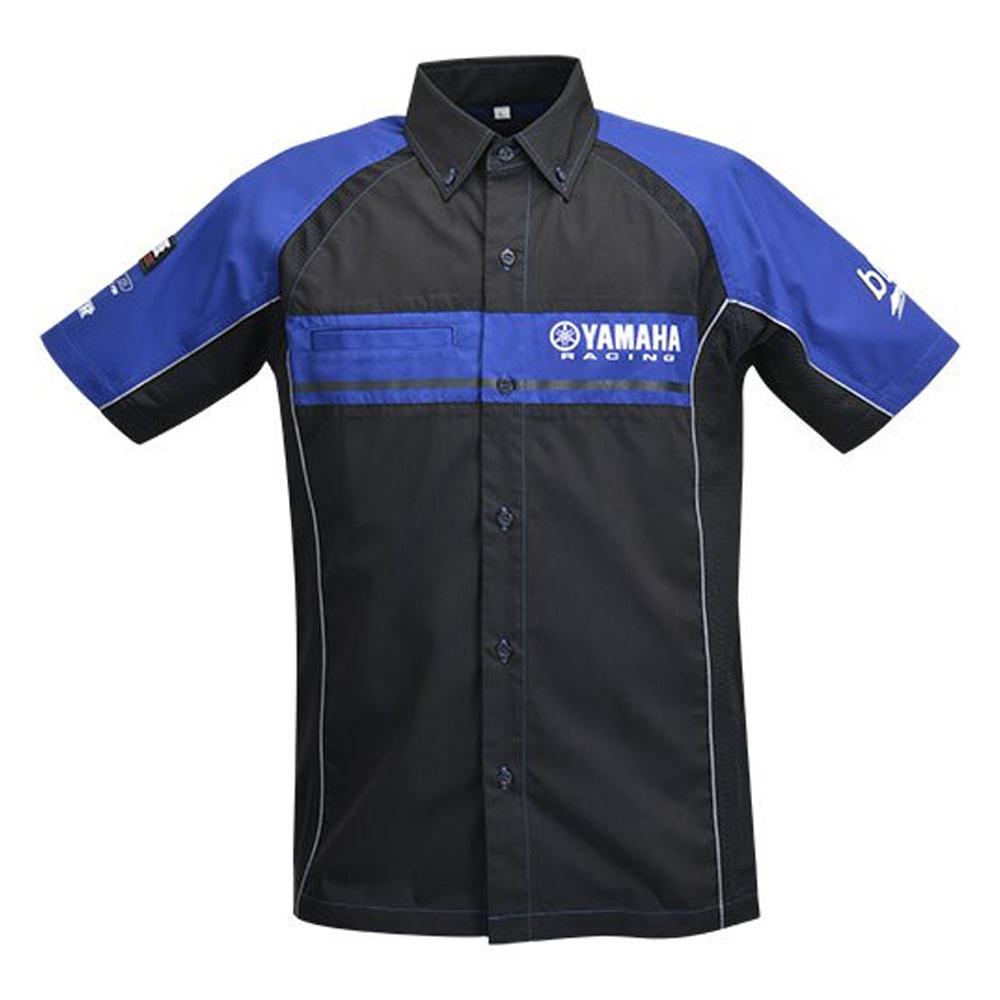 YRB15 YAMAHA ヤマハ ピットシャツ 作業服 半袖 定番モデル