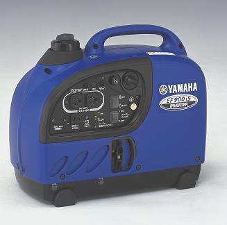 YAMAHA ヤマハ 発電機 インバーター 0.9kVA 防音型 インバーター EF900iS 災害対策 非常電源 現場 工事 家庭