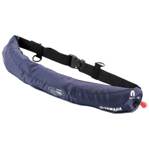 水感知膨脹式救命胴衣 YWA-2015 YAMAHA ウエストベルトタイプ