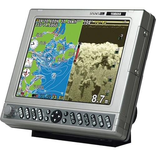 GPSプロッタ魚探 10.4型液晶モデル 出力600W ワイドスキャン対応 内蔵GPS