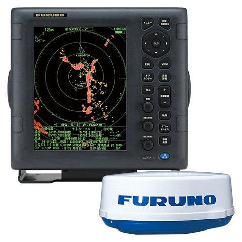 魚群探知機 船舶用品 10.4型 カラー液晶レーダー MODEL1835