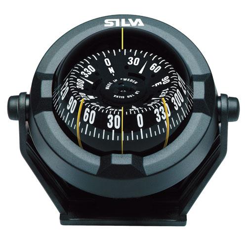 SILVA コンパス 100BC 25フィート以上 パワーボート向き LED搭載 船舶用品 ボート用品 方位磁石