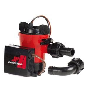 JOHNSON PUMP L450UC電子オートマチック ビルジポンプ(12V仕様)