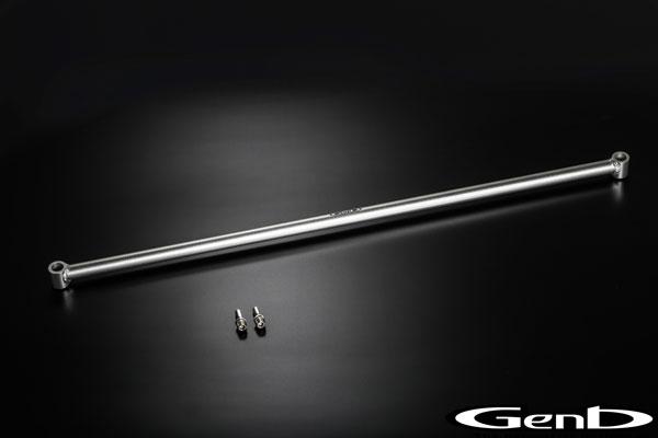 Genb 玄武 ハイエース TRH 200系 ワイド 4WD フレームサポートバー (フロント) ワイドボディ OUB12H