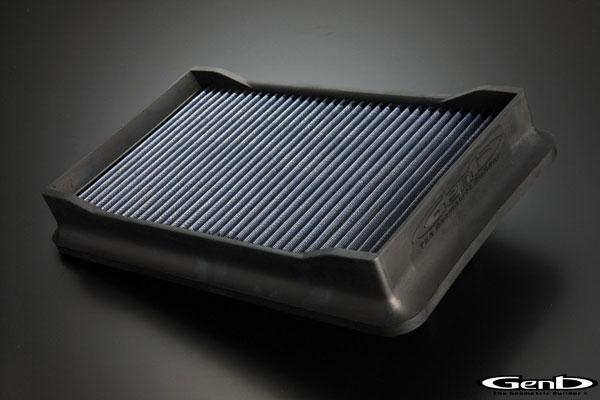 Genb 玄武 ハイパーフローフィルター 1KD-FTV用 ハイエース 200系 ディーゼル EAF04H 足回り カスタム パーツ 吸気パーツ