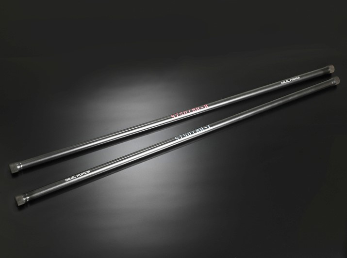 REAL FORCE チューンド トーションバー ミディアム φ 26.0 ハイエース 200系 2WD