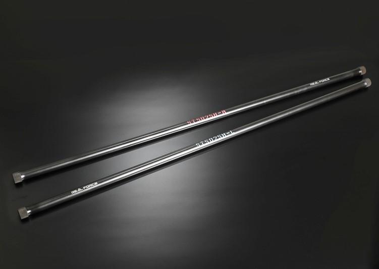 Genb 玄武 REAL FORCE チューンド トーションバー ソフト φ 25.1 ハイエース 200系 4WD STS02SH