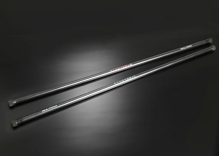 REAL FORCE チューンド トーションバー ハード φ 26.0 ハイエース 200系 4WD