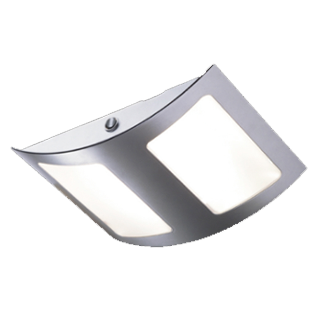 LEDシーリングライトダブル クールホワイト/ウォームホワイト カー用品 汎用品 白色 寒色 暖色 カーク産業 0399 【送料込み】
