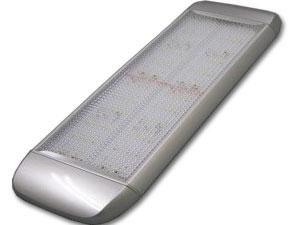 LEDライト 30cm スイッチ無 ホワイト/ウォームホワイト キャンピングカー パーツ 車用 DIY カスタム カーク産業 0335 【送料込み】