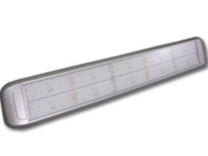 LEDライト スイッチ付 60cm キャンピングカー パーツ 車用 DIY カスタム カーク産業 0336-T 【送料込み】