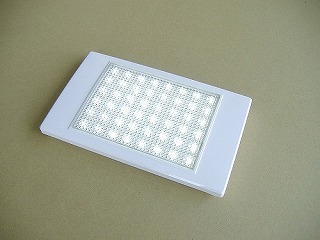 LED薄型インテリアライト スイッチ無し ホワイト
