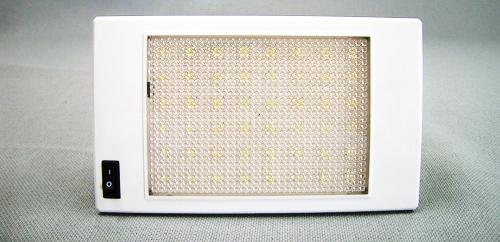 LED薄型インテリアライト スイッチ付 ホワイト
