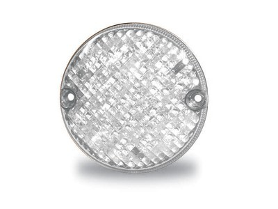 LED丸形 テールランプ Eマーク付き クリア