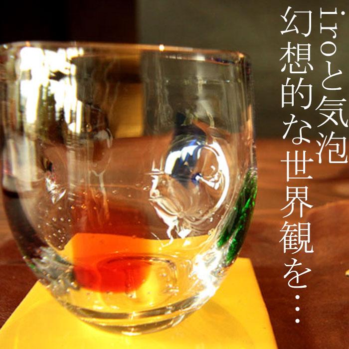 【ガラス/グラス】水玉コップ アンティーク ヴィンテージ オシャレ食器 カフェ CAFE モダン レトロ 北欧 お洒落  ya00018_m2639 アンティカフェ taw