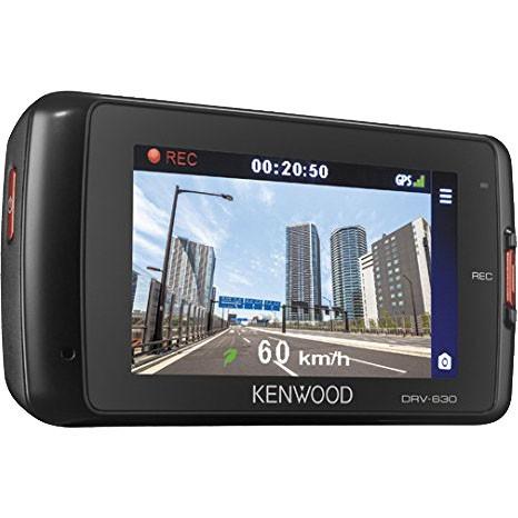 【arch】ケンウッド KENWOOD ドライブレコーダー DRV-630【沖縄・離島は送料無料対象外】【別途延長保証契約可能】(1017921)
