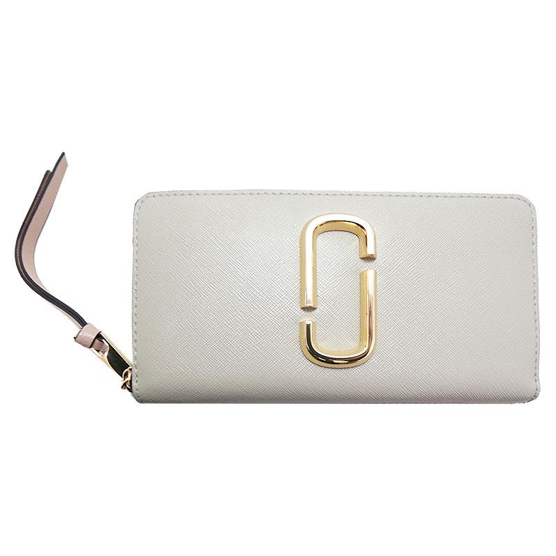 マークジェイコブス MARC JACOBS 財布 長財布 M0014280#088 ダストマルチ(グレー)【Snapshot Marc Jacobs Standard Continental Wallet】【沖縄・離島は送料無料対象外】 (6029416)