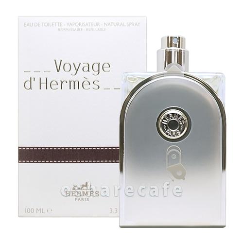 【HERMES】エルメス ヴォヤージュドゥエルメスEDT 100ml(オードトワレ)【香水】【60サイズ】【コンビニ受取対応商品】 (6004171)