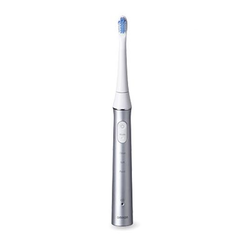 オムロン OMRON 音波式電動歯ブラシHT-B315-SL(シルバー)【沖縄・離島は送料無料対象外】 (6022211)