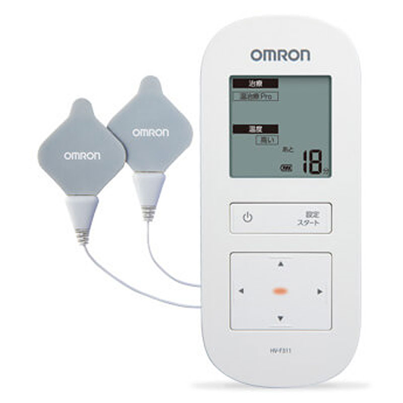 オムロン OMRON 温熱低周波治療器 HV-F311【沖縄・離島は送料無料対象外】(6027410)
