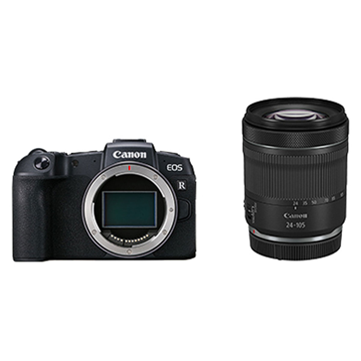 CANON EOS RP RF24-105 IS STM レンズキット デジカメ一眼 (1213944)【別途延長保証契約可能】【宅配便送料無料】