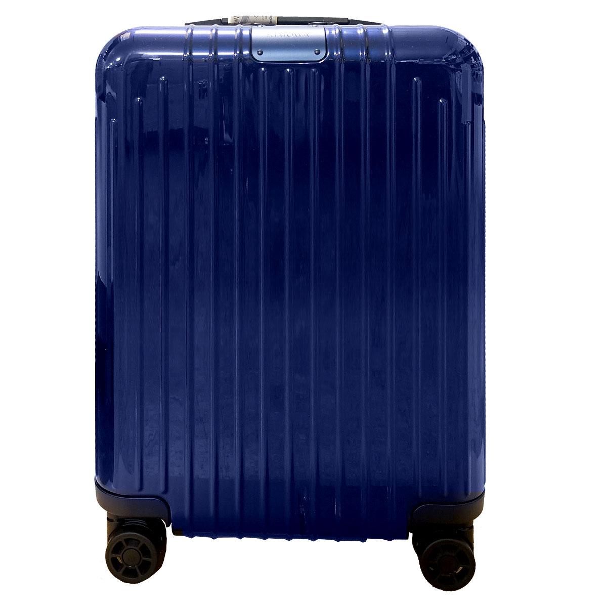 【並行輸入品】RIMOWA リモワ Essential Lite Cabin 823.53.60.4 Blue【82353604】【宅配便送料無料】 (wn0306)(6039255)
