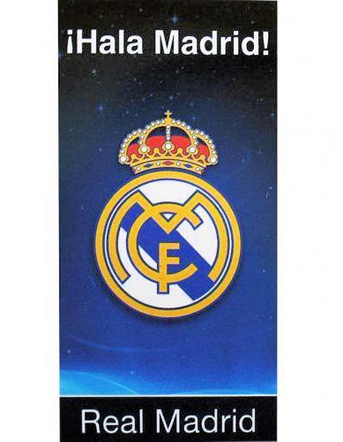 リーガ エスパニョーラ レアル マドリード FC 今だけスーパーセール限定 ビーチ タオル HALA MADRIDは プールに レアル頑張れの意味 飾りとしても 発送は宅急便コンパクト 海に スペイン 限定特価 好きな人も 旅行にも 大好きな人ヘ