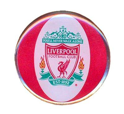 FC Liverpool Logo Pin Badge
