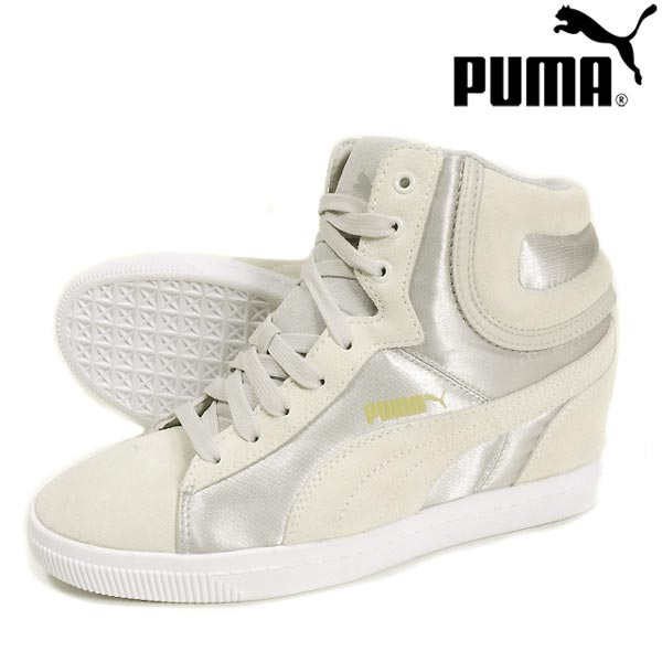 puma vikky wedge