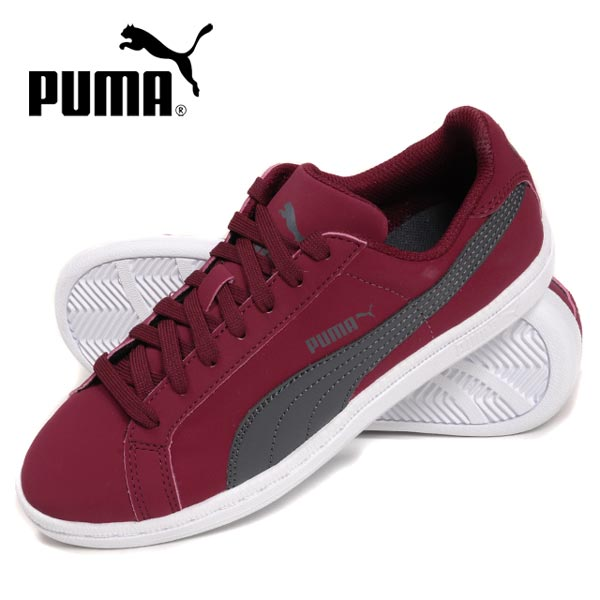Smash, Womens Low-Top Trainers Puma