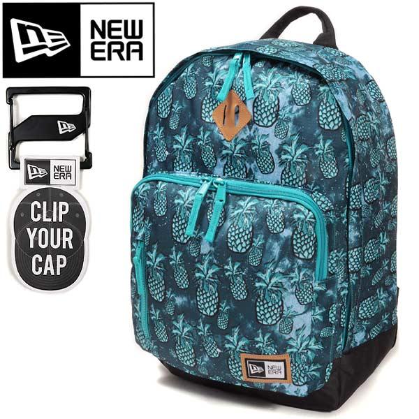 新時代補習包時代背包 D 包背包背包男式袋包為 Pocket PC PC 鳳梨帽剪輯移動藍色綠色 23 L